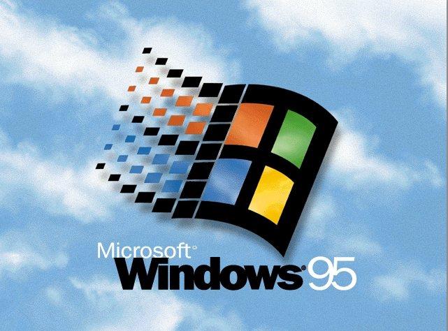 Windows 95 изменила ПК 16 лет назад, Microsoft заверил, что Windows 8 изменит всё