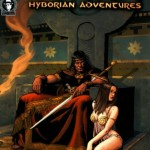 Age Of Conan: Hyborian Adventures.