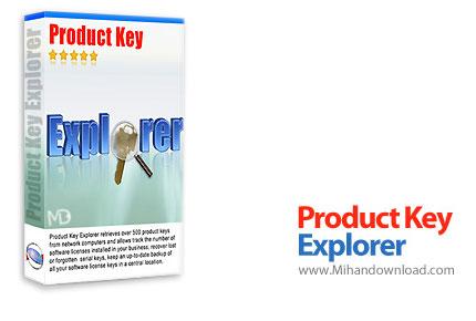 Новая версия Product Key Explorer - больше возможности для восстановления регистрационных данных к ПО