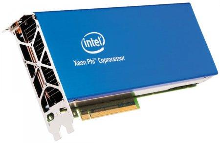 Intel начала продажи первого 60-ядерного процессора Intel Xeon Phi