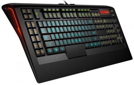 SteelSeries Apex: программируемые клавиатуры с умной подсветкой