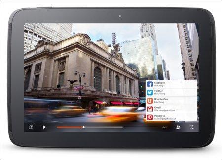 Представлена операционная система Ubuntu для мобильных устройств