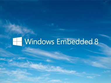 Встраиваемые версии Windows 8 Embedded отгружают к OEM-производителям