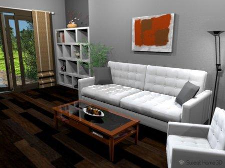Sweet Home 3D был обновлен