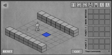 Введение в программирование с игрой Light-Bot