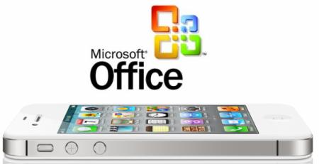 Microsoft выпустила Office для коммуникаторов iPhone
