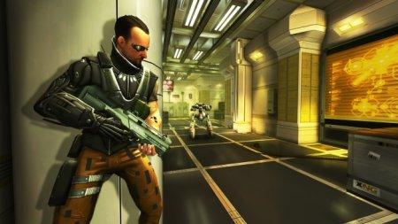 Deus Ex: The Fall выходит сегодня