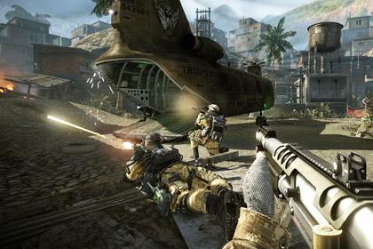 Warface выпустят на консоли Xbox 360