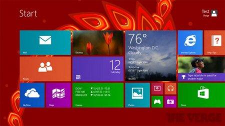 Windows 8.1 появится в октябре