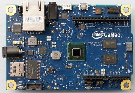 Intel представила платформу Galileo на чипе Quark X1000