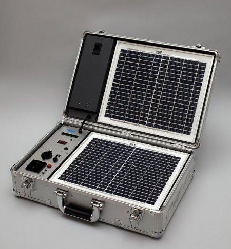 Мобильная электростанция SunCase