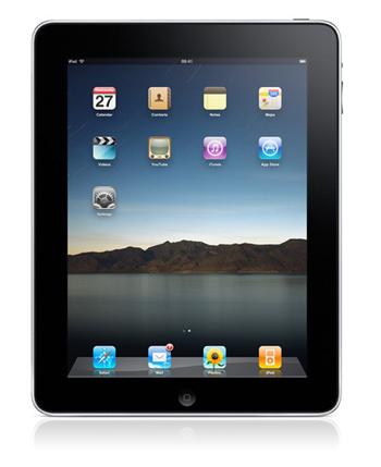 Планшетный ноутбук iPad