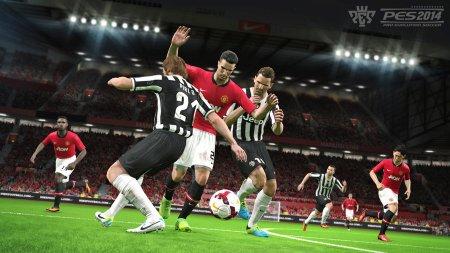 Pro Evolution Soccer 2014 от Konami