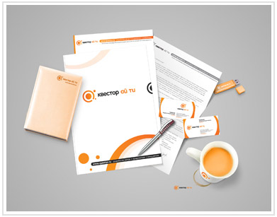 Создание логотипа и фирменного стиля сайта