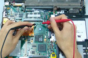 Как починить ноутбук
