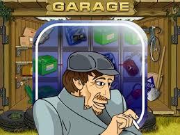 Обзор игрового автомата Garage
