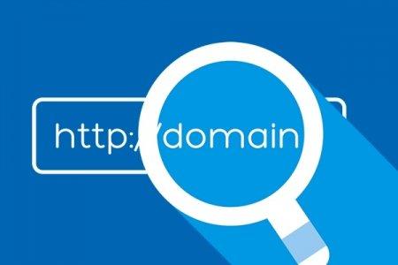 Регистрируем новый домен