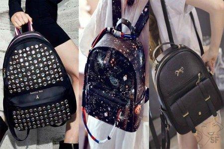 Модные рюкзаки 2021
